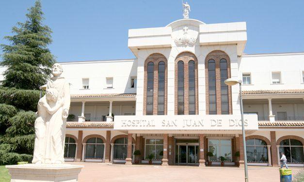 El hospital San Juan de Dios de Córdoba