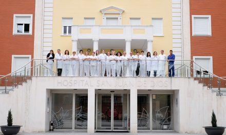 El hospital San Juan de Dios de Burgos