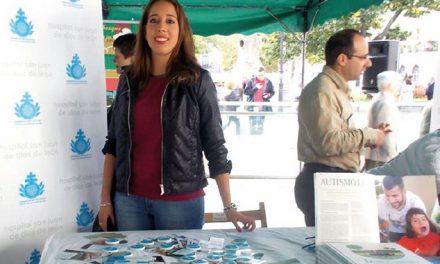 II Feria del voluntariado del hospital San Juan de Dios de León