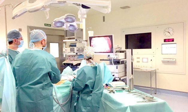 Cirugía láser para la hiperplasia benigna de próstata