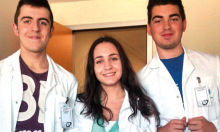 Promoción del voluntariado HSJD con el colegio Divina Pastora