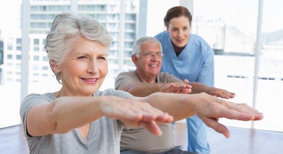 Envejecimiento activo saludable desde la actividad física