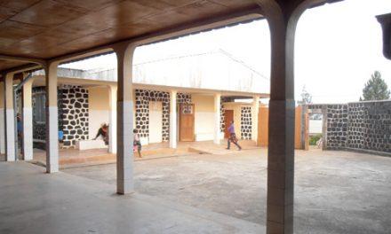 Salud y nutrición de niños hospitalizados en Camerún