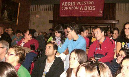 VIII encuentro de voluntariado provincia de Castilla