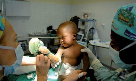 50 años de atención sanitaria en Liberia