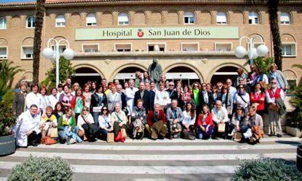 Encuentro de voluntarios de la Orden Hospitalaria San Juan de Dios