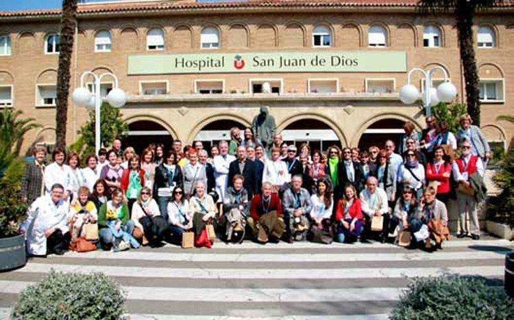 salud dosmil encuentro voluntarios orden hospitalaria