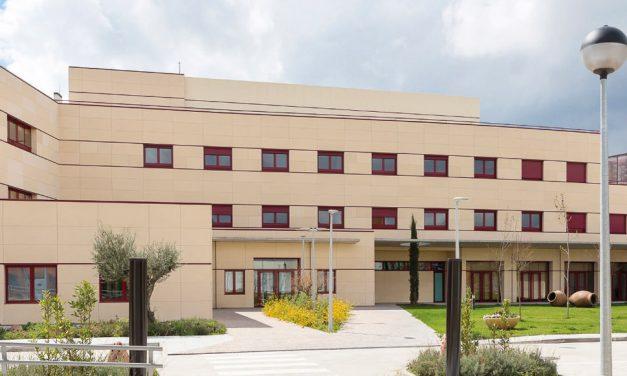 Centro de acogida Santa María de la Paz