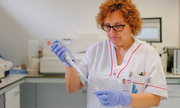 Evolución de nuestro laboratorio clínico