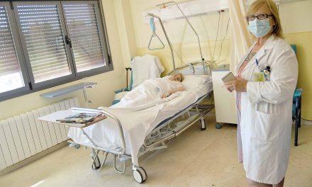 Un sostén emocional para los pacientes ingresados