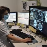 Integración radiológica: imágenes e informes en cualquier momento y desde el CAULE