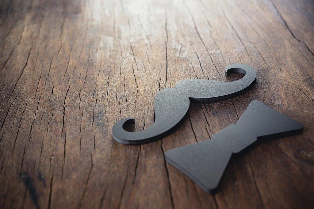 un mes de bigotes para visibilizar la salud masculina