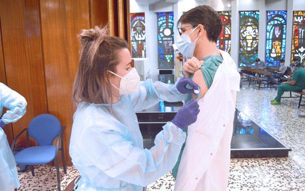 La lucha de San Juan de Dios en la tercera ola de la pandemia