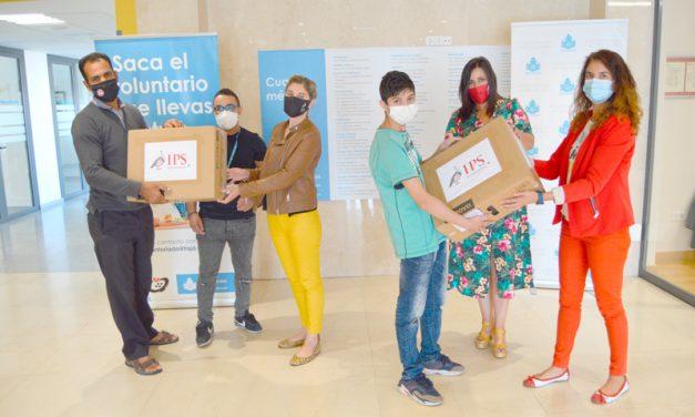 Sigue la solidaridad para hacer frente al coronavirus