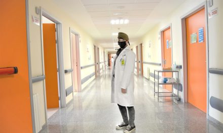 En las filas del voluntariado hospitalario